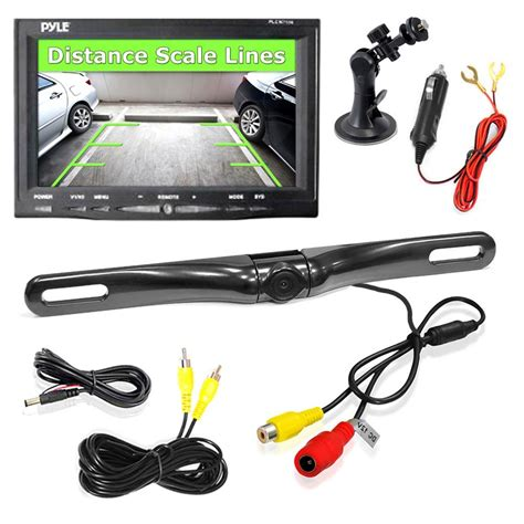 tft lcd monitor reversing camera wiring diagram free wiring diagram