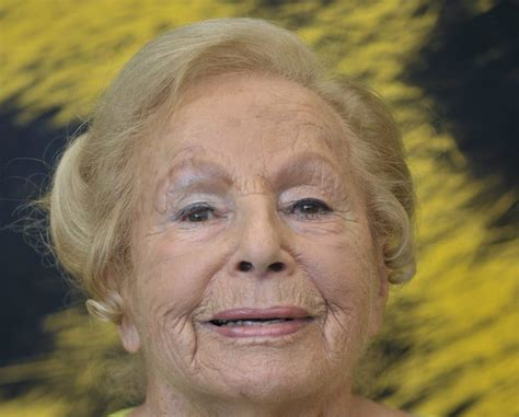 Holocaust Überlebende Marga Spiegel Starb Im Alter Von 101