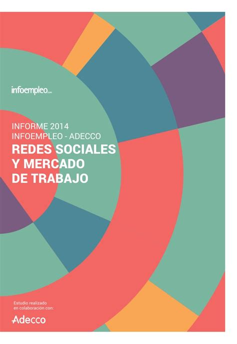 adecco si e social informe 2014 infoempleo adecco sobre redes sociales y