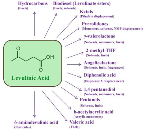 levulinic acid  biofuel   future steemit