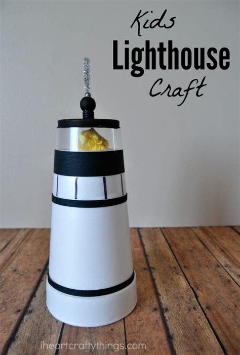lighthouse kids craft crafts kids crafts  oregon