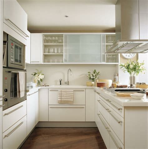 small kitchen clever furnish variants  tips
