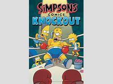 Simpsons Comics Knockout Fresh Comics