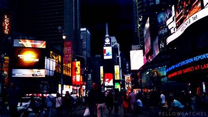 Times Square Animated Giphy Gifs