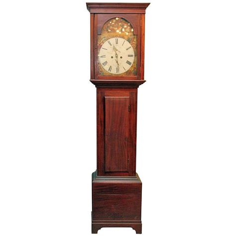 stdibs  scottish grandfather clock longcase clock