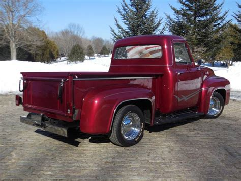 1954 Ford F100 by 1954 Ford F100 Truck For Sale