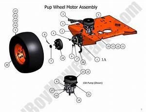 Bad Boy Parts Lookup 2009 Pup And Lightning Pup Wheel Motor