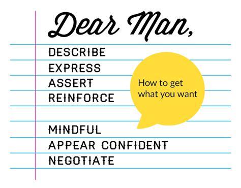 Interpersonal Effectiveness Dear