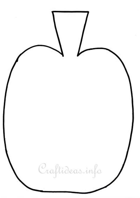 pumpkin shape template free fall template for a pumpkin
