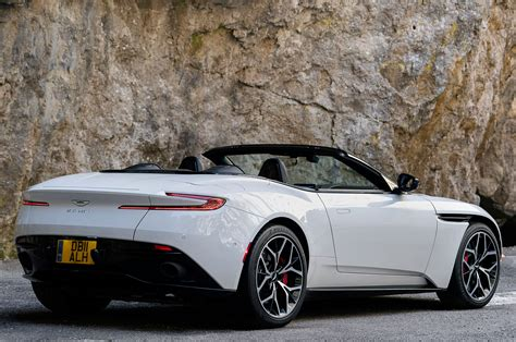 2019 Aston Martin Db11 Volante First Drive Review