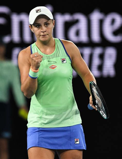 Here is ashleigh barty's height, weight, age, body statistics. Ashleigh Barty - 2020 Australian Open in Melbourne | GotCeleb