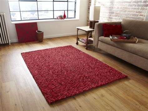 picture     images red wool rug shaggy rug rugs
