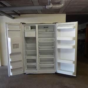 Frigo Americain Profondeur 50 Cm : frigo americain lg clasf ~ Melissatoandfro.com Idées de Décoration