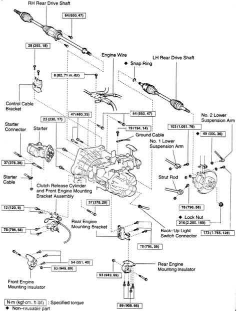 book repair manual 2002 toyota celica transmission control repair guides