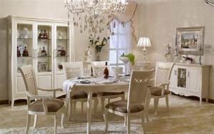 decoration salle a manger romantique With salle a manger style romantique