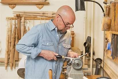 Wood Turning Woodturning Lathe Using Tips Getty