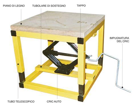 Pedana Alzamoto by Cavalletto Moto Fai Da Te Due Soluzioni Passo Passo