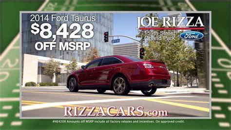 rizza ford orland park illinois auto club