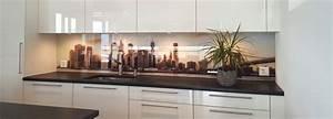 Rückwände Für Küchen : k chenr ckwand aus glas f r die moderne k che glas reinhard ag ~ Watch28wear.com Haus und Dekorationen