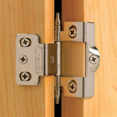 Kitchen Cabinet Doors Hinges by Urn Tip Back To Back Wrap Around Inset Hinges In 2019