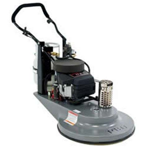 Clarke Floor Buffer Manual by Clarke Pbu 21 Quot Propane Non Dust Floor Burnisher