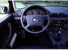 Review BMW E36 3Series compact 199500