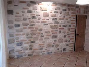 Enduire Un Mur Abimé : mur interieur en bois de coffrage ~ Dailycaller-alerts.com Idées de Décoration