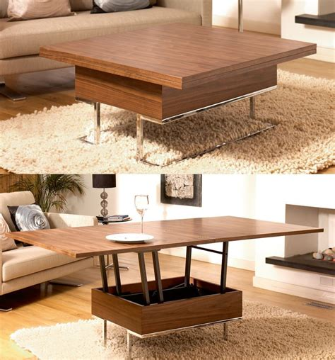 coffee table converts to desk convertible coffee tables design images photos pictures