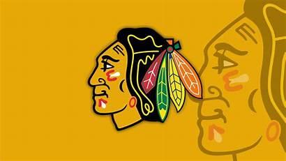 Blackhawks Chicago Nhl Hokej Wallpapers Hockey Ice