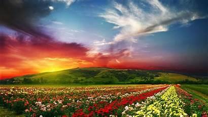 Nature Wallpapers Desktop Landscape Wallpoper Lovely Pc