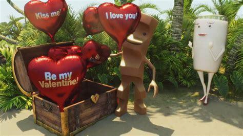 kinder riegel werbung valentinstag 2014 auf tvwerbung de vu