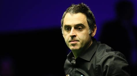 Northern Ireland Open snooker – Ronnie O'Sullivan dishes ...