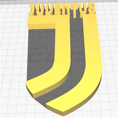 3D printable model JUVENTUS LOGO   CGTrader