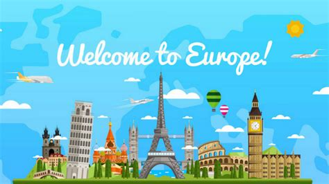 europe facts kids world travel guide geography