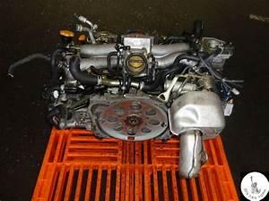 02 03 04 05 Subaru Impreza Wrx 2 0l Dohc Avcs Turbo Engine