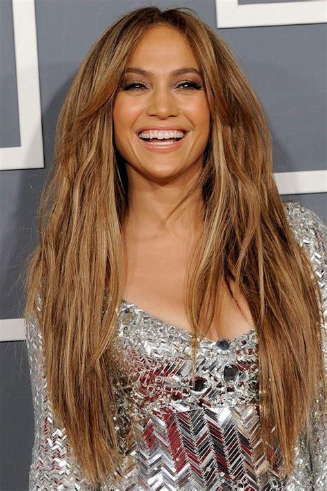 caramel haarfarbe mit blonden strähnen die 25 besten ideen zu braune haare str 228 hnen auf