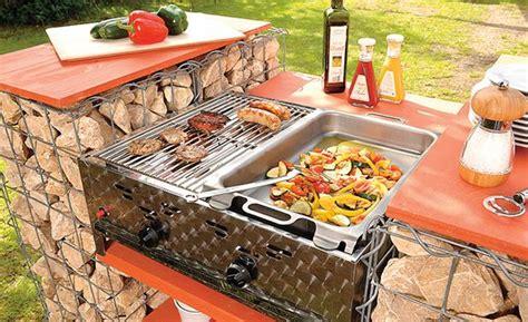 grill bauen grills gabionen grill grill bauen und gabionen
