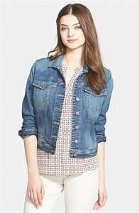 Stylish and warm denim jackets for ladies u2013 AcetShirt