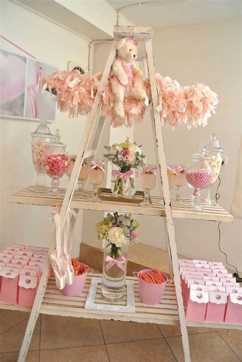 Kara's Party Ideas Ballerina Themed Birthday Party Via