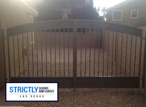 las vegas rv gates double side yard gates company