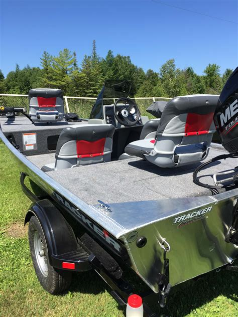 Tracker Boats Dealers Ontario by Tracker Pro 160 2015 New Boat For Sale In Eganville