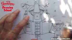 How to draw the Apollo Lunar Landing Module - YouTube