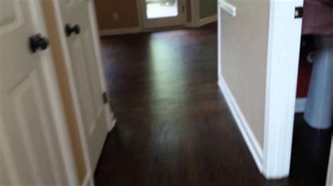 espresso stain  ballantyne pt hardwood floor