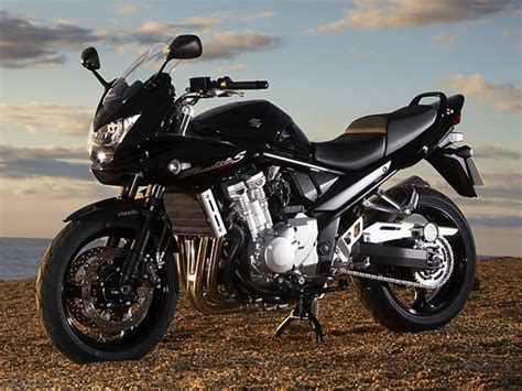 Suzuki Bandit 1250sa Exotic Bike Photo #05 Of 22