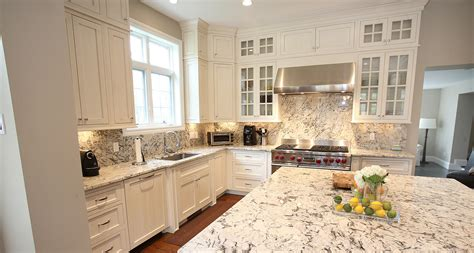 pearl granite countertop kitchen design ideas