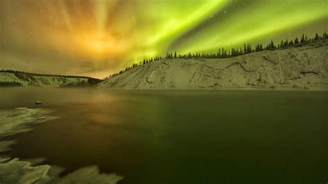 Yukon Lights Bing Wallpaper Download