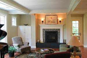 Fireplaces — Dellert Construction Company