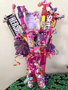 Girl birthday t basket Gift ideas Pinterest