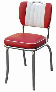 Diner Chair - 4260T Handle Back Chair with Contrasting
