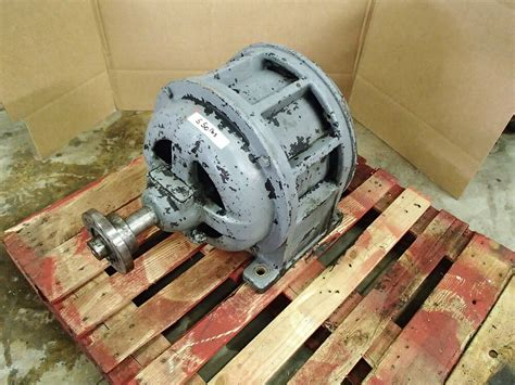 Vintage Electric Motor by Vintage General Electric 13402 Induction Motor 440 Volt